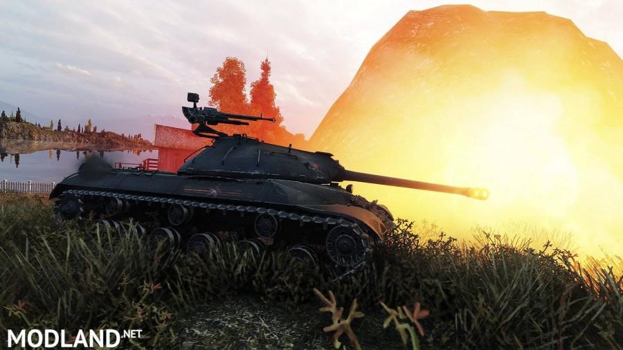 Black Series: IS-3 Armata v 1.0 [9.22.0.1]